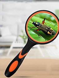 cheap -Magnifier Magnifying Glass Set LED Handheld High Magnification with Lighting Function 20 Magnifiers / Magnifier Glasses Reading Inspection 65 mm Outdoor Indoor Seniors