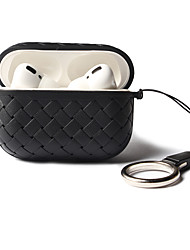 cheap -Protective Cover Case for Apple Airpods Pro Braided Shockproof Breathable Ring Holder