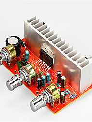 cheap -Amplifier Board Digital Audio Stereo 12-15 V 40+40 2.0 TDA7377 Adapters Car 20-20000 Hz for Car Home Theater Speakers DIY