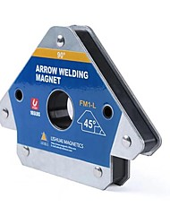 cheap -Mini Size Arrow Welding Magnet Holder/Triangle Permanent Magnetic Welding Clamp Angle Positioner FM1-XS