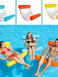 cheap -Inflatable Pool Float Inflatable Pool Water Hammock Drifter Pool Hammock Outdoor Portable PVC(PolyVinyl Chloride) Summer Pool Unisex Adults'