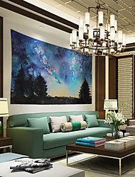 cheap -Vegas Theme / Classic Theme Wall Decor Special Material Classic Wall Art, Wall Tapestries Decoration