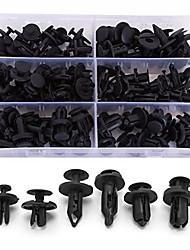 Недорогие -Джинско 102 штуки 6,3 мм 8 мм 9 мм 10 мм нейлоновый бампер толкатель заклепки удлинительный винт сменный комплект