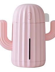 Недорогие -1 шт. Завод кактуса увлажнитель / USB аккумуляторная портативный бесшумный спрей большой емкости очиститель воздуха увлажнитель