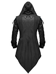 cheap -Inspired by Assassin Alexios Video Game Cosplay Costumes Cosplay Suits Vintage Coat Costumes