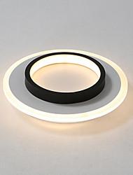 baratos -24 cm Formas geométricas Apliques de Tecto Metal Acabamentos Pintados LED / Modern 110-120V / 220-240V