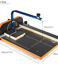 cheap -Foam Cutter Hot Wire Foam Cutting Machine Working Stand Table Tool Styrofoam Cutter Heating Too