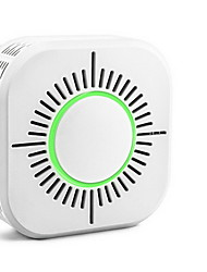 cheap -433MHz Wireless Smoke Detector Fire Security Alarm Protection Smart Sensor For Home Automation Works With SONOFF RF Bridge