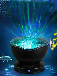 cheap -Baby & Kids' Night Lights Projector Lights Moon Star Starry Night Light LED Lighting Focus Toy Exquisite 36 V USB Kids Adults for Birthday Gifts and Party Favors  Home