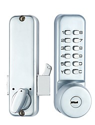 cheap -Kitchen Balcony Sliding Door Combination Lock Sliding Door Sliding Door Combination Lock Mechanical Combination Lock