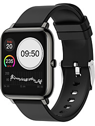 cheap -P22 Unisex Smartwatch Smart Wristbands Bluetooth Waterproof Heart Rate Monitor Sports Exercise Record Health Care Pedometer Call Reminder Activity Tracker Sleep Tracker Sedentary Reminder
