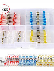 cheap -Double-wall adhesive heat shrinkable kit-50PCS wire connector