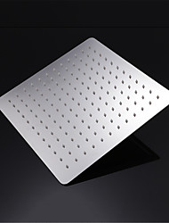 cheap -Stainless steel top spray ultra thin spray nozzle flower spray square 12 inch top spray