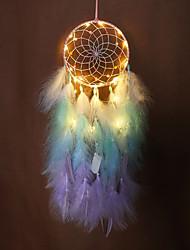 halpa -unelma sieppari käsintehty sulka helmi juhla festivaali roikkuu koriste koriste lahja kotihuone tyttö diy käsityöt tarvikkeet