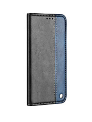 cheap -Case for Huawei Honor 8A 7A 10lite Card Holder Magnetic Full Body Cases Lines Waves PU Leather