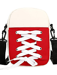 cheap -Women's Bags Polyester Crossbody Bag for Daily / Going out Black / Red / Yellow / Fall & Winter