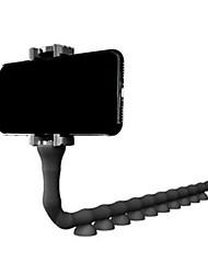 Недорогие -резиновая присоска штатив селфи палочки держатель стола для смартфона 360 повернуть сотовый телефон гусеница видеоустановка подставка