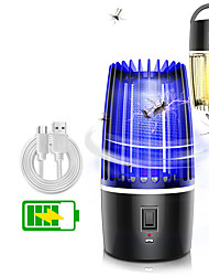 cheap -Mosquito killer USB electric mosquito killer Lamp Photocatalysis mute home LED bug zapper insect trap Radiationless