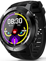 Недорогие -696 TK04 Универсальные Смарт Часы Android iOS Bluetooth 2G Водонепроницаемый GPS Пульсомер Измерение кровяного давления Спорт