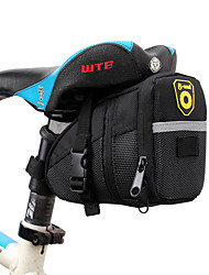 cheap -1.8 L Bike Rack Bag Rain Waterproof Cycling Outdoor Bike Bag Terylene Bicycle Bag Cycle Bag Outdoor Exercise