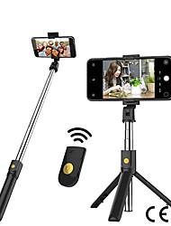 cheap -Bluetooth Selfie Stick Remote Control Tripod Handphone Live Photo Holder Tripod Camera Self Timer Artifact Rod