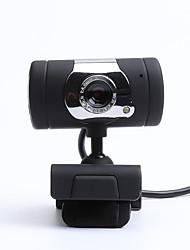Недорогие -litbest cz0006 usb 2.0 бизнес-конференция веб-камера HD 480p вспышка светодиодная встроенный микрофон дисков