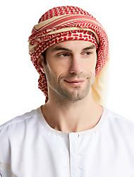 Недорогие -Муж. Классический Хиджаб - Контрастных цветов