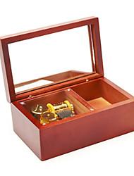 cheap -Music Box Music Jewelry box Musical Jewellery Box Unique Women's Girls' Kid's Adults Graduation Gifts Toy Gift