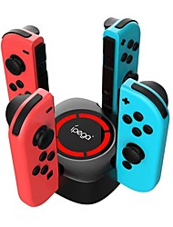 cheap -Switch Joy-con Quick Charger Four Charging  NS Game Console Left and Right Small Controller Charger