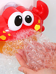 cheap -Bath Toy Bubble Machine Bathtub Pool Toys Water Pool Bathtub Toy Bathtub Toy Crab Plastic 24 Children's Songs Bathroom Kids Summer for Toddlers, Bathtime Gift for Kids & Infants