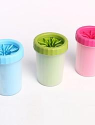 Недорогие -1 шт. Любимая чашка для чистки ног кошка мыть когти мягкая силиконовая щетка для собак стиральная машина для ног силиконовая собака для мытья ног инструмент