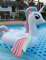 cheap -Inflatable Pool Float Pools & Water Fun Inflatable Pool PVC(PolyVinyl Chloride) Summer Unicorn Horse Pool Kid's Adults'