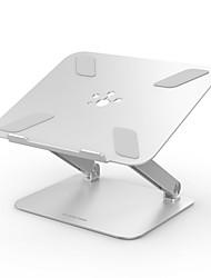 cheap -LENTION Stand-L5 Laptop Stand Holder Aluminum Alloy Portable Adjustable Angle Adjustable Height Fan
