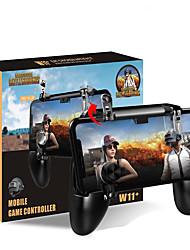 お買い得  -w11ジェダイサバイバルゲームパッドチキンイーティングパッド物理学支援シューティングチキンイーティングゲームパッド