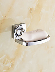 cheap -Soap Dishes & Holders Multifunction Modern Stainless Steel + A Grade ABS 1pc - Bathroom Wall Mounted