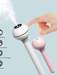 cheap -USB Air Humidifier Creative No Limitation Portable Ultrasonic Essential Oil USB Air Purifier Mist Maker
