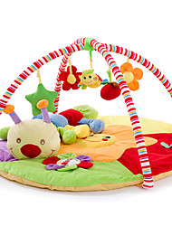 cheap -Kids' Soft Crawling Play Mat Cute Cow Carpet