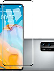 Недорогие -для стекла huawei p40 pro / p30pro / mate 30pro / mate 20 pro защитная пленка для экрана из закаленного стекла 3d полностью изогнутая защитная пленка для телефона защитное стекло для huawei honor 30
