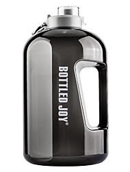 Недорогие -Спортивная бутылка pp. Портативная спортивная питьевая посуда большой емкости 4.1л