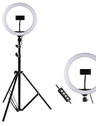 Недорогие -Brelong селфи кольцо свет Tiktok Light YouTube видео ночник аккумуляторная затемнения с USB-портом переключения режимов USB
