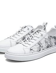 cheap -Men's Summer Outdoor Sneakers Canvas Khaki / Beige / Gray