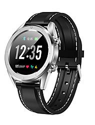 Недорогие -DT NO.1 DT28 Универсальные Смарт Часы Android iOS Bluetooth Водонепроницаемый GPS Пульсомер Измерение кровяного давления Израсходовано калорий ЭКГ + PPG