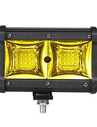 cheap -100W 18LED 3000K Headlight Work Light Bar Spot Beam Fog/Driving Lamp Amber For Vehicle Offroad SUV
