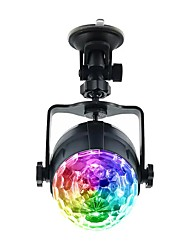 Недорогие -Светодиодный RGB красочный автомобиль музыка свет звук атмосфера сценический светильник с дистанционным управлением голосом для DJ KTV