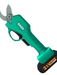 Недорогие -110v-220v 2019 новые большие фруктовые электрические садовые ножницы аккумуляторные садовые ножницы садоводство артефакт литиевая батарея садовые ножницы европейский стандарт
