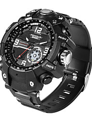 cheap -KUPENG Unisex Digital Watch Digital Sporty Stylish Outdoor Creative Analog Black / Two Years / Silicone / Large Dial / Two Years