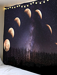 ieftine -tapițerie psihedelică imprimeu de lună agățat vrăjitorie hippie tapiserie tapetry boho decorațiuni decorațiuni tapiterie