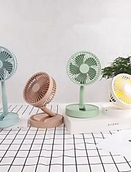 Недорогие -настольный вентилятор электрический телескопический складной зарядки настольный компьютер круглый удобный детский вентилятор