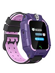 Недорогие -X7 Дети Детские часы Android iOS Bluetooth Водонепроницаемый Сенсорный экран GPS Спорт Термометр будильник Календарь Температурный дисплей