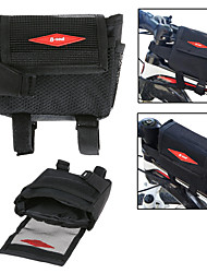 cheap -Bike Handlebar Bag 4.2 inch Cycling for Similar Size Phones Black Bike / Cycling Recreational Cycling